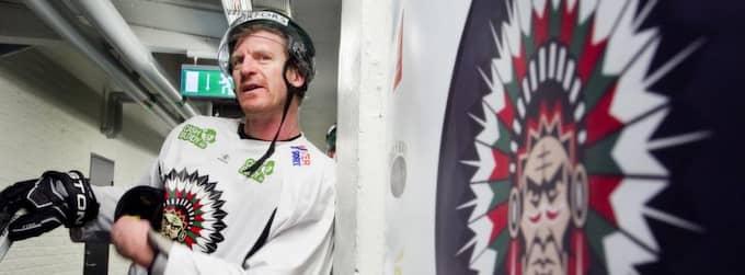 """Den nu pågående säsongen ser ut att bli Per-Johan Axelssons sista. """"Det lutar åt det"""", säger """"Pebben"""" till SportExpressen.se. Foto: Lennart Rehnman"""