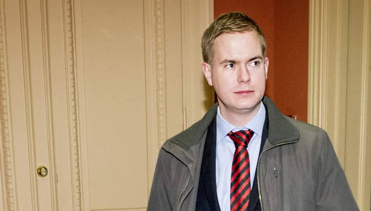 Gustav Fridolin och Miljöpartiet har tappat varannan väljare under det senaste året. Foto: Jens L'Estrade