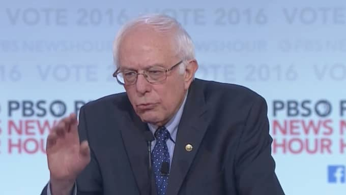 Bernie Sanders Foto: PBS