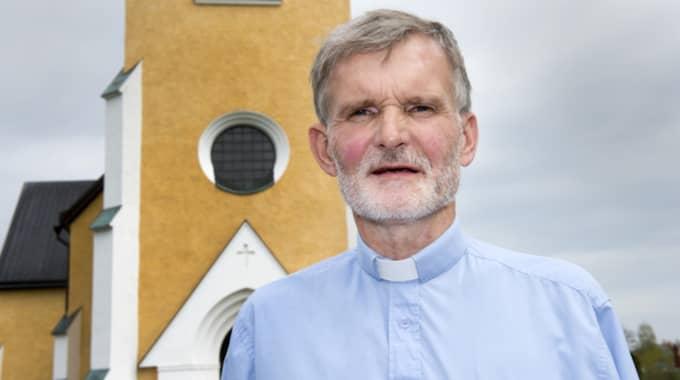 Anders O Johansson. Foto: Rickard Nilsson