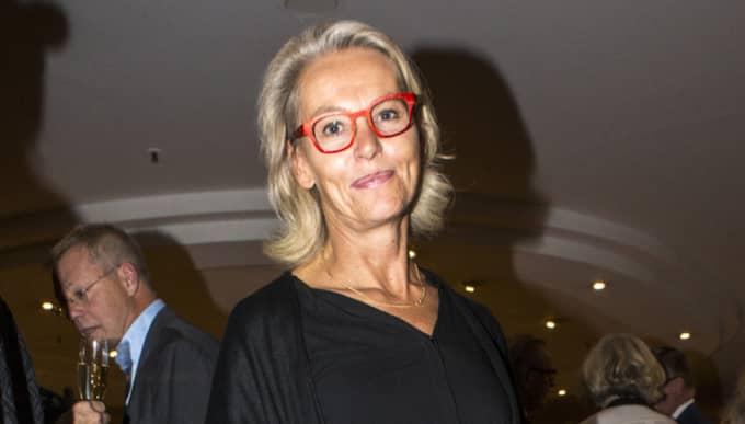 Ifrågasatta chefen Ylva M Andersson tvingas bort från sin tjänst. Foto: Henrik Jansson