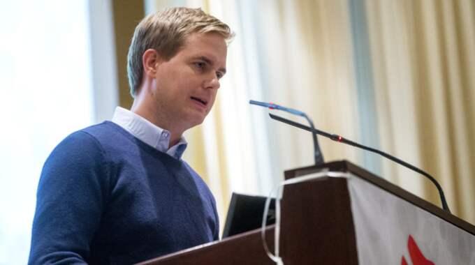 Konferensen kommer avslutas med ett anförande av Gustav Fridolin. Foto: Anders Ylander