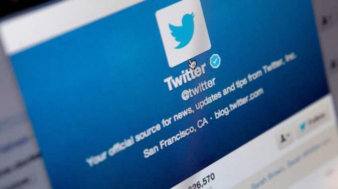 Twitter har för närvarande stora problem. Foto: Mary Turner