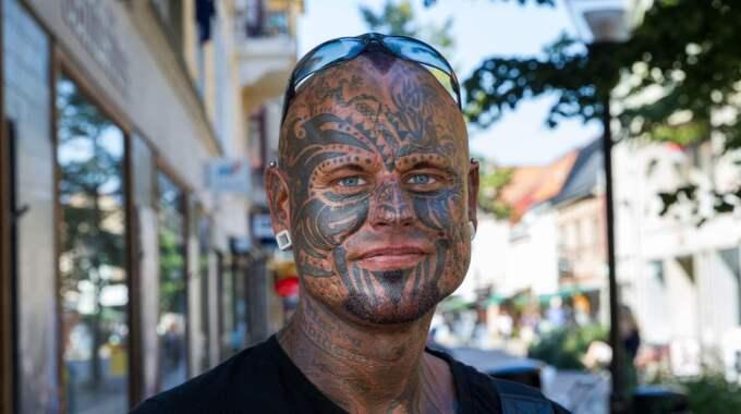 Christian Kamp, 40. Foto: Peo Möller