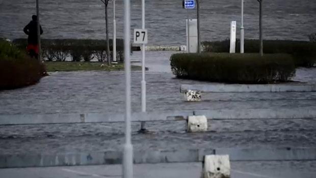Skräckscenariot: Så kan Göteborg översvämmas