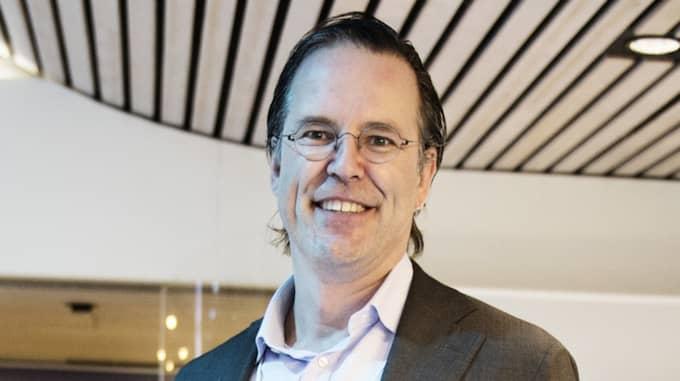 Men han får mothugg av den förre finansministern Anders Borg. Foto: Anna-Karin Nilsson