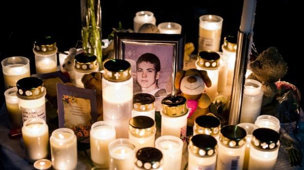 Arminas, 15, mördare har fått sin dom