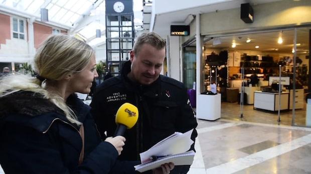 Kvällsposten tar pulsen på hockeystaden Karlskrona