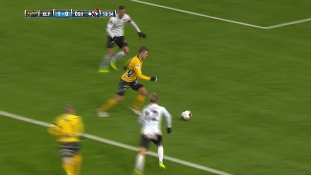 Highlights: Elfsborg-Örebro 2-1