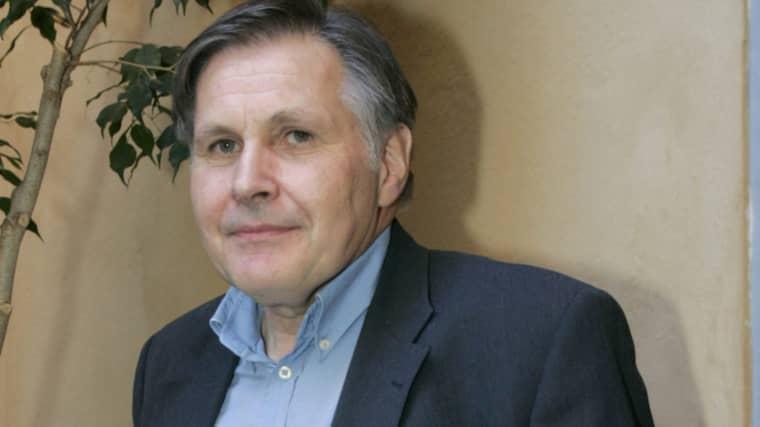 Hugo Lagercrantz, senior professor i barnmedicin vid Karolinska Institutet. Foto: Bertil Ericson