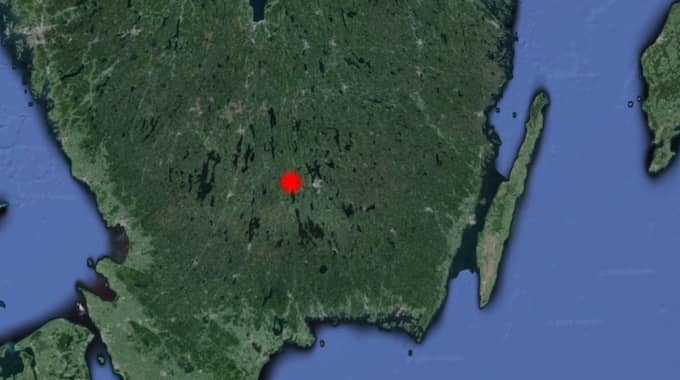 Den grova våldtäkten inträffade på ett HVB-hem i Alvesta. Foto: Google Maps