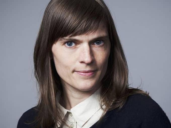 """Frida Nilsson, 37, har varit Augustnominerad i barn- och ungdomskategorin för böckerna """"Hedvig och Max-Olov"""", """"Jagger Jagger"""" och nu senast med Ishavspirater."""