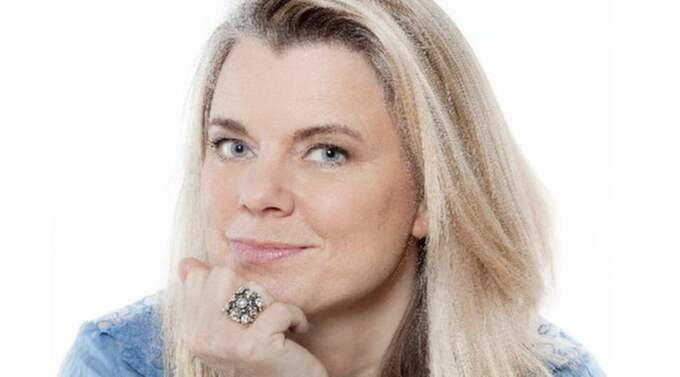 Carin Hjulström. Foto: Emelie Asplund
