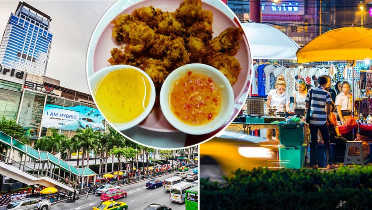 bästa dildo bangkok stockholm