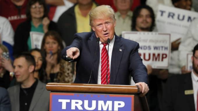 Donald Trump. Foto: Tony Gutierrez