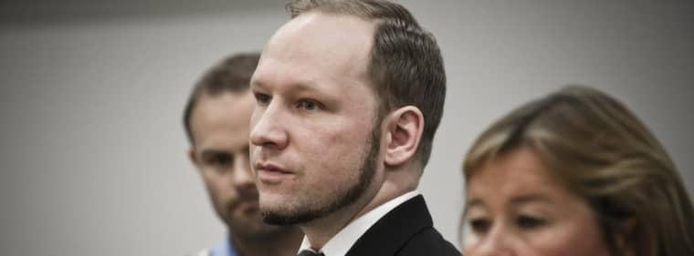 Anders Behring Breivik. Foto: Alexander Widding / Demotix