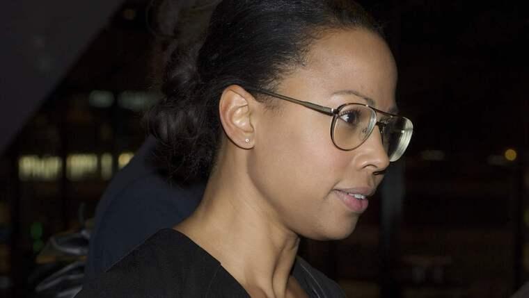 Nye kulturministern Alice bah Kuhnke. Foto: /All Over Press