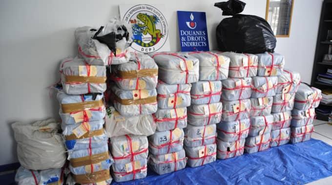 När Mauritz Andersson greps av fransk tull på sin båt utanför Martinique i Karibien i juni 2010, hade han 1 391 kilo kokain i lasten.