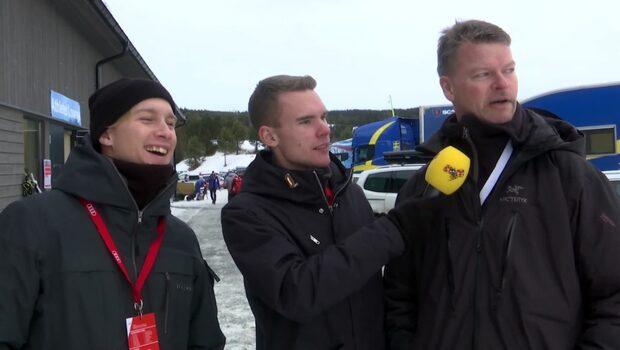 """Studio Lillehammer om Sundby: """"Läskiga vibbar från förra året"""""""