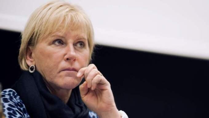 Margot Wallström vill tillbaka - men är ifrågasatt. Foto: Veronika Ljung-Nielsen