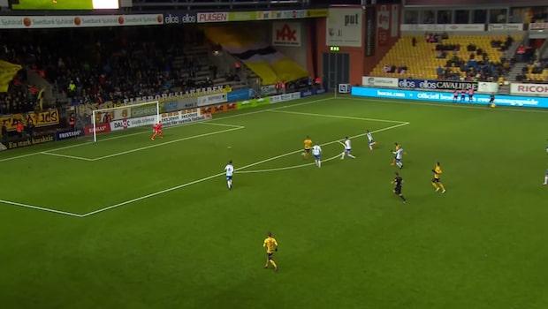 Omdiskuterat mål - men Elfsborg utökar