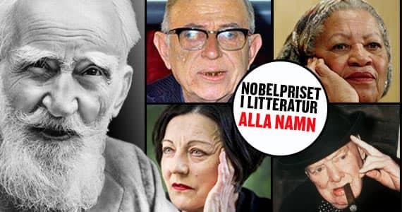 Nobelpriset i litteratur vinnare 1994