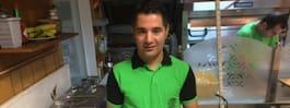 Glöm jultallriken – nu har julpizzan kommit