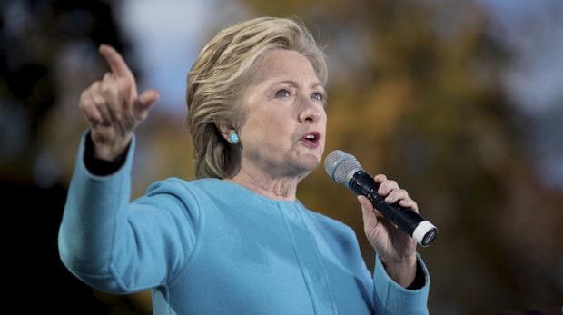 60 sekunder - Det här skulle hända om Hillary Clinton blev president