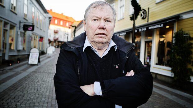Bert Karlsson utsatt för porrbluff på nätet