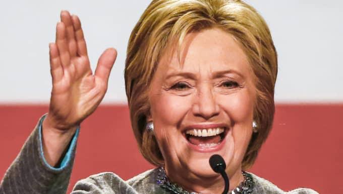 Hillary Clinton Foto: Tannen Maury / Epa / Tt