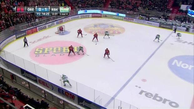 Highlights: Örebro-Rögle