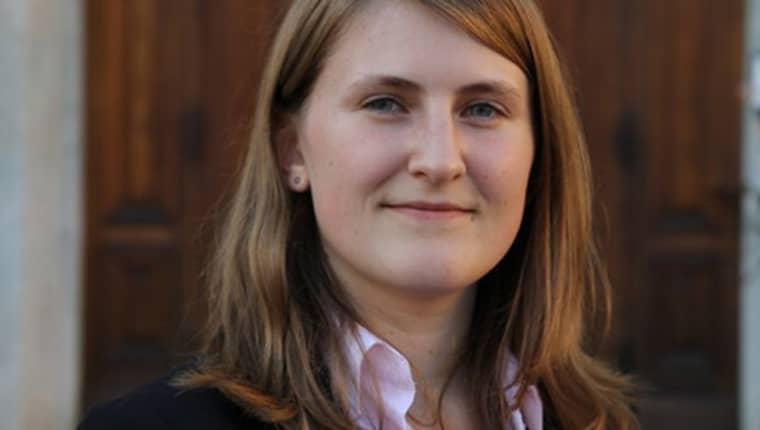 Jessica Ohlson är ordförande för gamla SDU, som Sverigedemokraterna klippte banden till efter att hon valdes till ordförande. Foto: SDU