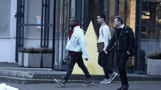 Enligt källor till Expressen ska Kanye West på tisdagen ha träffat Ikeas designchef, Marcus Engman. Foto: Hans Runesson/TT