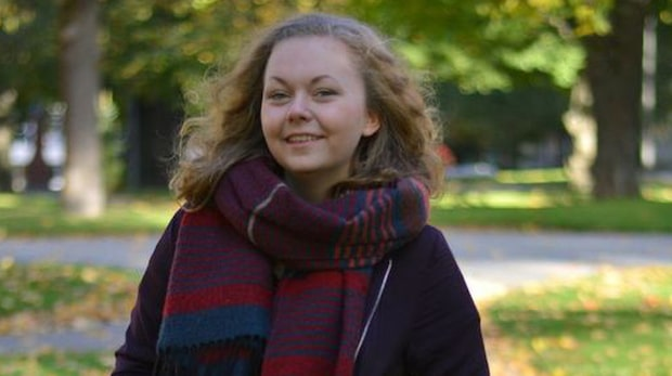 19-åriga Cajsa: Därför är jag demisexuell