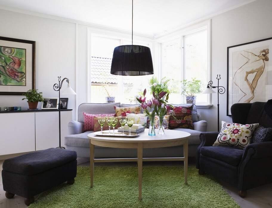 BILDSPECIAL Kika in hemma hos Louise och Per i Gustavsberg Leva& bo