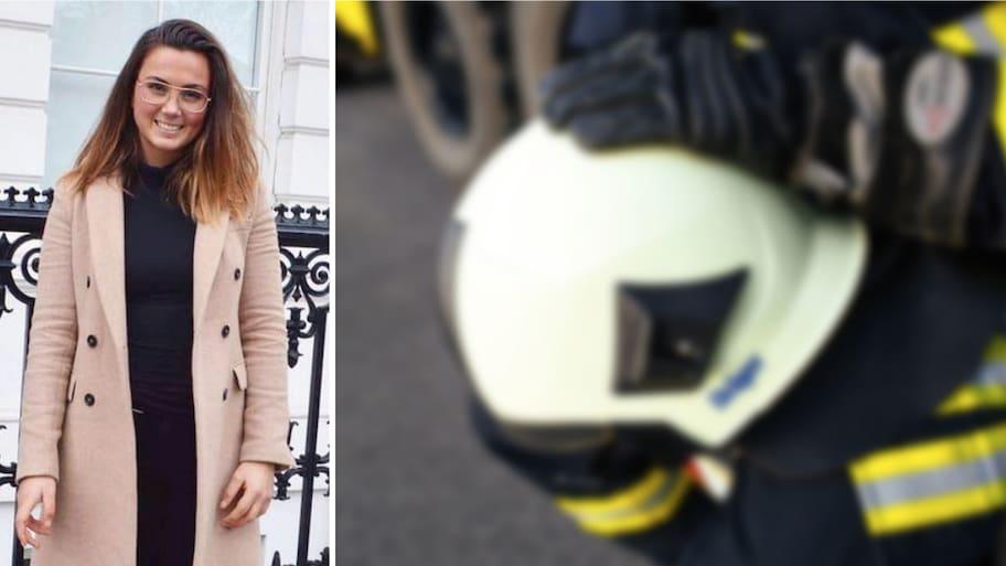 Deltidsbrandman räddade Ebbas liv – fråntas sin OB