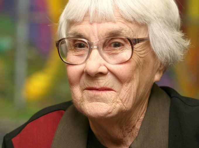 """Harper Lee vann Pulitzerpriset för sin roman """"Dödssynden"""" 1961. Foto: Gary Tramontina"""