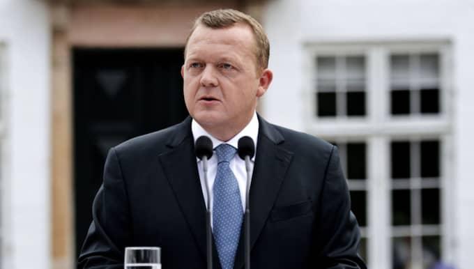 Tidigare har Danmarks statsminister Lars Løkke Rasmussen bland annat utmålats som nazist i brittiska The Guardian. Foto: Dresling Jens