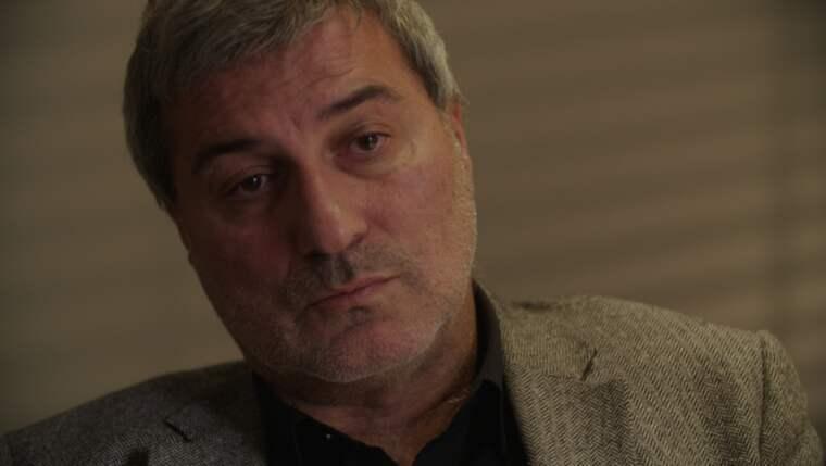 """Paolo Macchiarini. Bilden kommer från SVT:s dokumentär """"Experimenten"""". Foto: SVT"""
