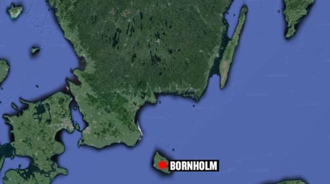 Planet hittades i södra Östersjön, öster om Bornholm.