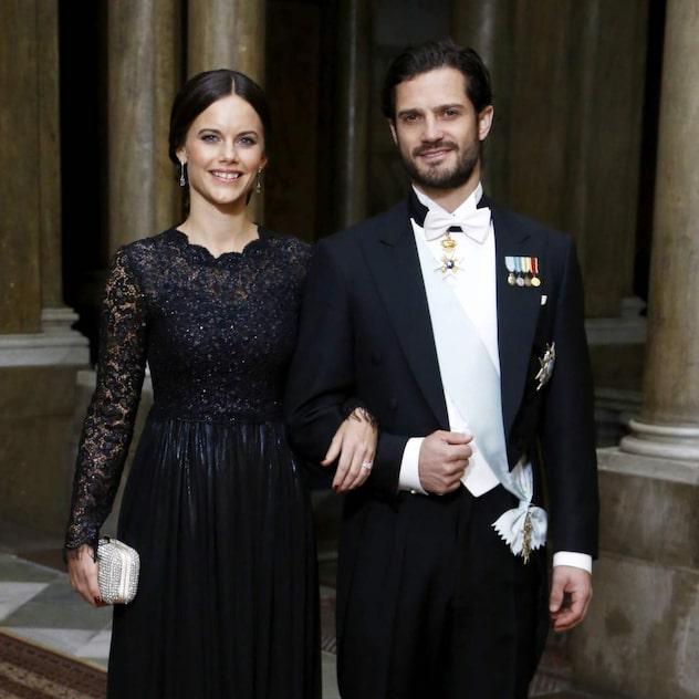 Swedish Royal Clothing ID's: Sofia's Jewelry