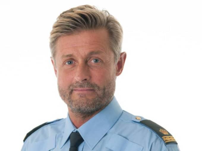 Christer Fuxborg, polisens presstalesperson i region Väst. Foto: Polisen Polisen
