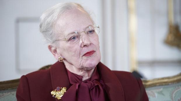 Drottning Margrethe skadad – måste ställa in uppdrag