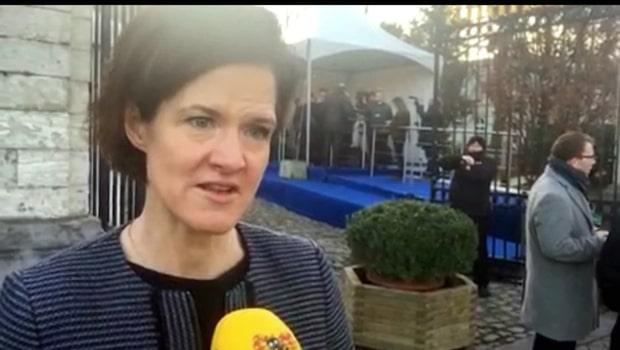 """Kinberg Batra i Bryssel: """"Vill vara med och påverka i rätt riktning"""""""