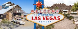 6 spökstäder som omger Las Vegas