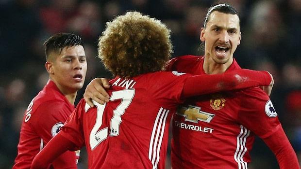 Zlatan Ibrahimovic hjälte mot Liverpool