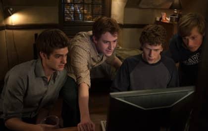 """Filmen """"The social network"""" ska beskriva historien om Facebook och dess grundare Mark Zuckerberg. Foto: Merrick Morton"""