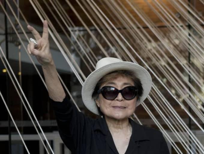 Enligt de första rapporterna ska hon ha drabbats av en stroke. Foto: Rebecca Blackwell