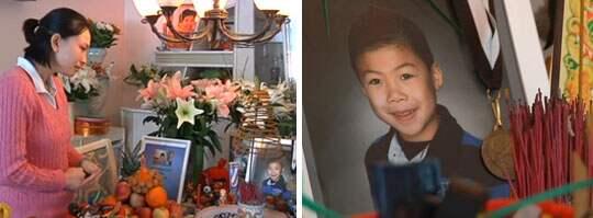Alexander, 6, fördes till sjukhus av sin oroliga far. Men dog efter att han blivit hemskickad. Foto: Privata bilder