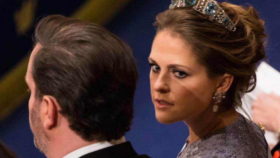 Prinsessan Madeleines klänning fick ändras till Nobelfesten